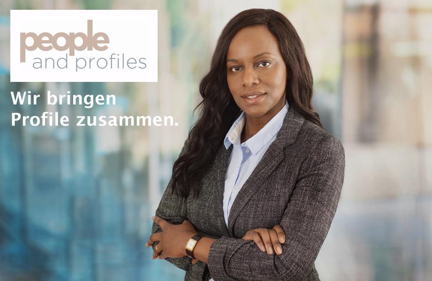 Happiness Köppel-Szpilewski Eigentümerin von der Headhuntingagentur people and profiles